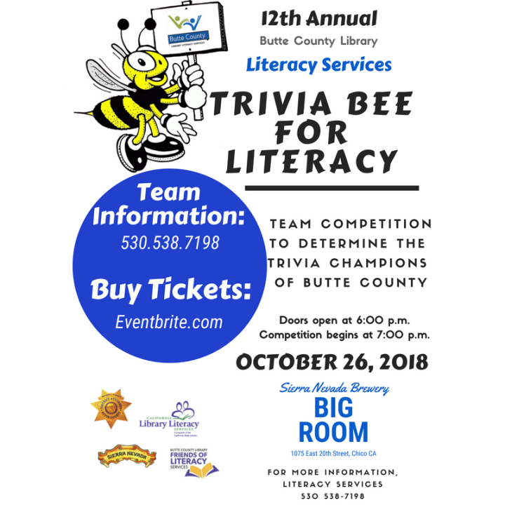 Trivia Bee 2018 Poster